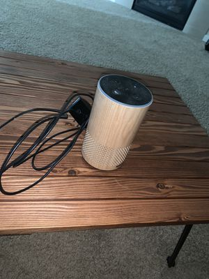 Amazon Echo for Sale in Vancouver, WA