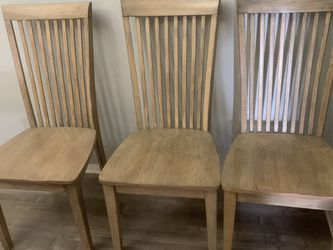3 Chairs for Sale in Rancho Cucamonga,  CA