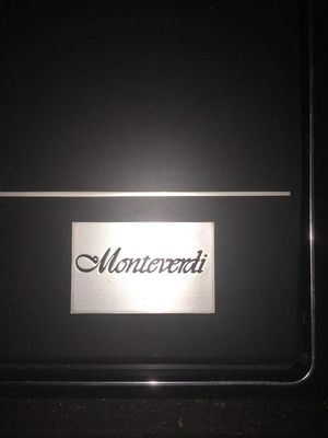 Vintage monteverdi Stereo for Sale in Knoxville, TN
