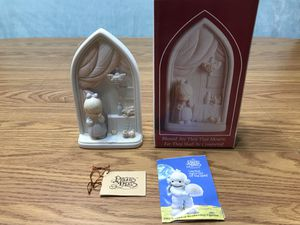 2 Precious Moments 1992 Beatitudes Exclusive Chapel Pieces You Choice $5 Each for Sale in Marysville, OH
