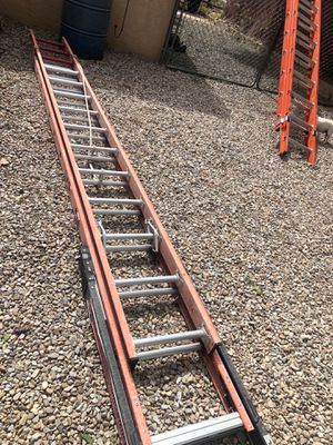24 ft ladder for Sale in Albuquerque, NM