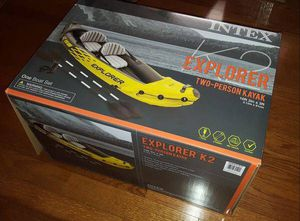 Intex Explorer K2 Kayak New for Sale in Orlando, FL