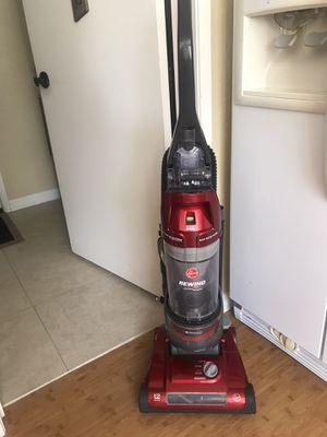 Hoover Rewind Bagless Upright Vacuum Cleaner for Sale in Chula Vista, CA