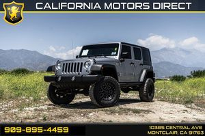 2015 Jeep Wrangler Unlimited for Sale in Montclair, CA