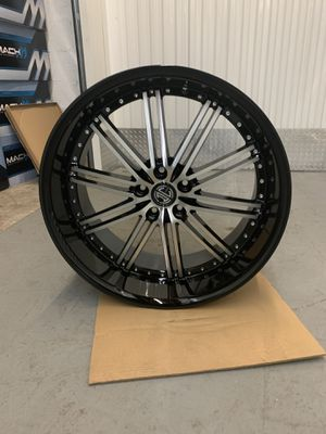 """New wheels 22"""" for Sale in Lauderdale Lakes, FL"""
