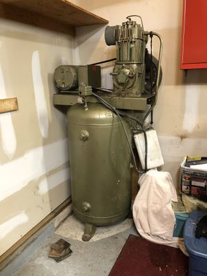 3 PHASE ELECTRIC AIR COMPRESSOR for Sale in Royersford, PA