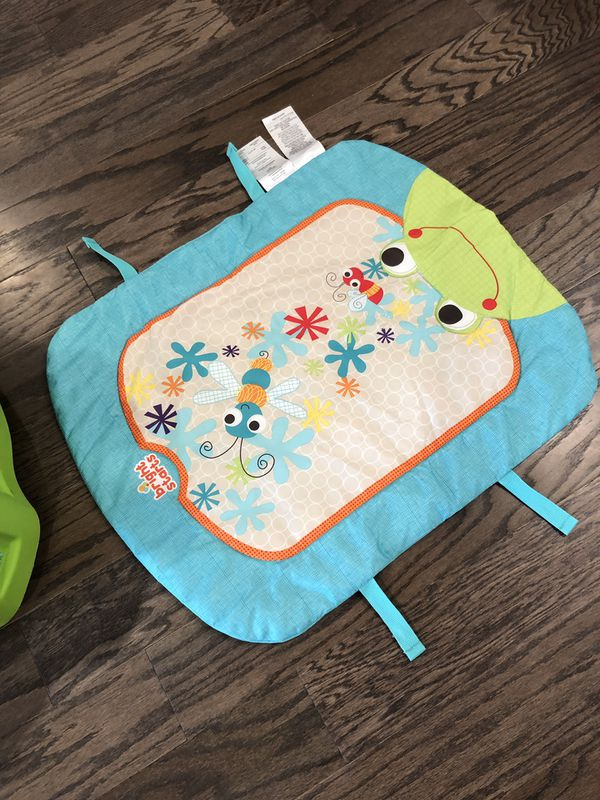 Baby bouncer Jumper and playmat Bright Stars Multicolor