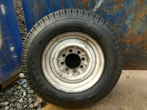 8.75x16.5 wheel and tire for Sale in Tacoma, WA