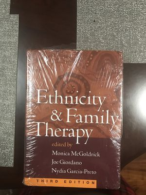 Family Therapy Book for Sale in Houston, TX