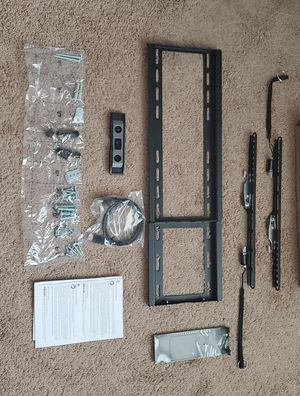 Tilt tv wall mount ..... brand new!!! .... hardware and instructions included for Sale in Plano, TX