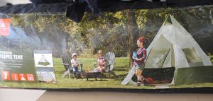 7 person teepee tent $69.99 for Sale in Phoenix, AZ