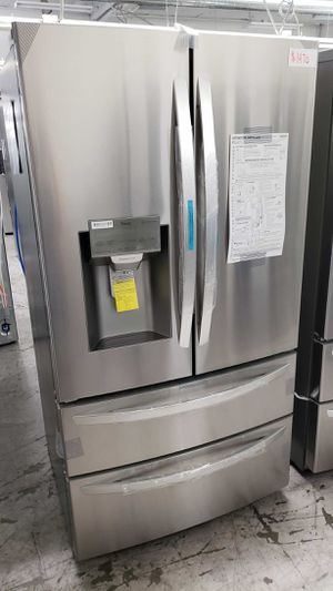 LG Fridge 27.8 cu. ft. 4 Door French Door Smart Refrigerator Same day or next day delivery available for Sale in Long Beach, CA