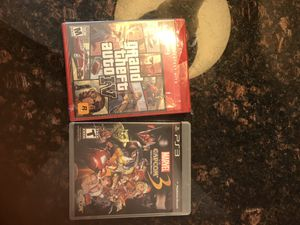 PS3 2 games/ NEW for Sale in Moline, IL