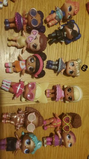 Lol dolls $ 7 each for Sale in Chicago, IL