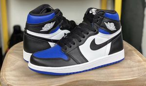 Jordan 1 blue royal toe for Sale in Orlando, FL