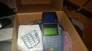 Verificar fomentar 3730 credit cards terminal printer for Sale in Huntington Park, CA