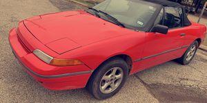 1993 Mercury Capri Convertible for Sale in Gladewater, TX