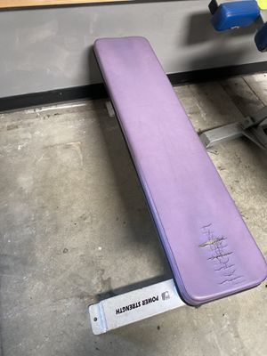 Flat Weight Bencb for Sale in Long Beach, CA