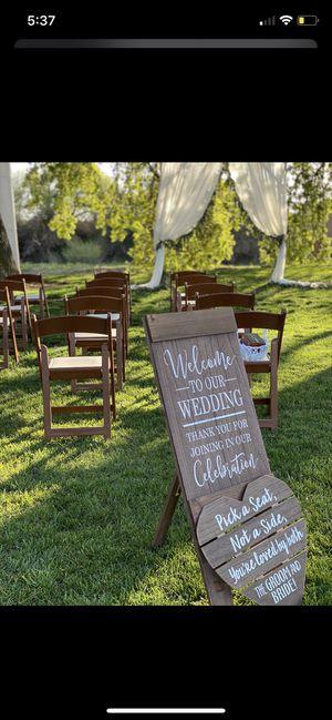 Wedding decor for Sale in Turlock, CA