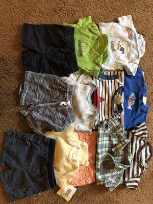 Baby boy clothes 3-6 months for Sale in Fairfax, VA
