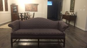 Hickory Chair Chippendale Camelback Sofa. 80's for Sale in Gainesville, VA