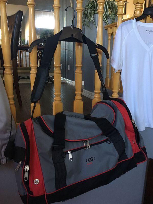 Genuine Audi Large Duffle/Sports Bag