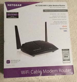 NetGear WiFi Cable Modem Router for Sale in Tampa, FL