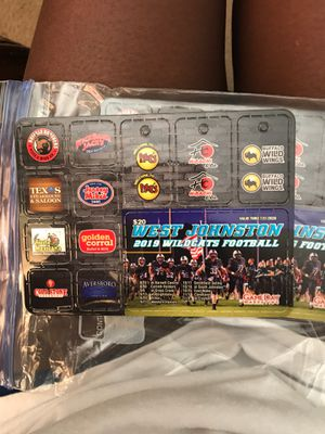 Fundraiser for West Johnston Foootball Team for Sale in Angier, NC