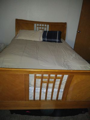 Queen bed frame 350 for Sale in Mills, WY