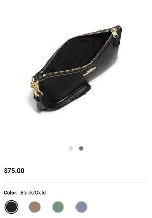 Coach small wristlet for Sale in Phoenix, AZ