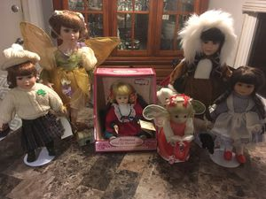 Collectible Porcelain Dolls for Sale in SeaTac, WA