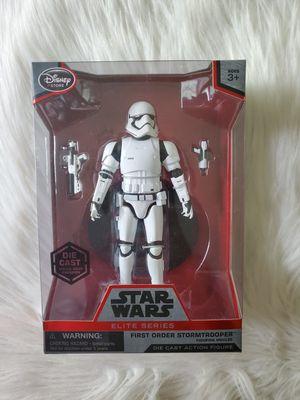 Star Wars Elite Series First Order Stormtrooper for Sale in Los Angeles, CA