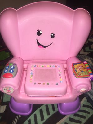 Smart chair Learning Kids Toy for Sale in Duncanville, TX