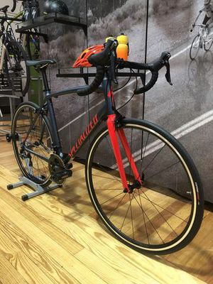 2019 specialized allez road bike stain navy and gloss red for Sale in Boston, MA