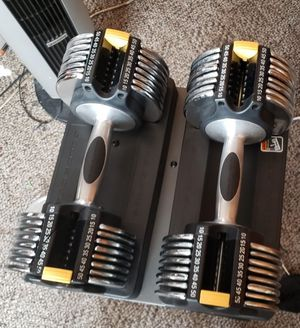 100lb dumbbells for Sale in Milwaukee, WI