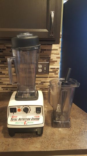 Vitamix Super Total Nutrition Center 5000 Blender for Sale in Liberty Lake, WA