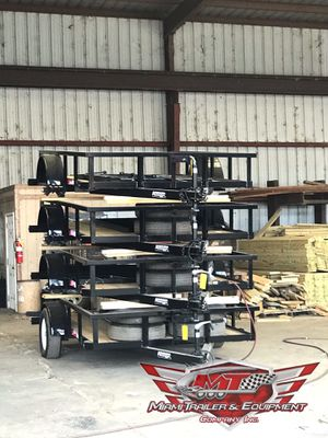 Utility Trailers / ATV Trailers / Motorcycle Trailers for Sale in Medley, FL