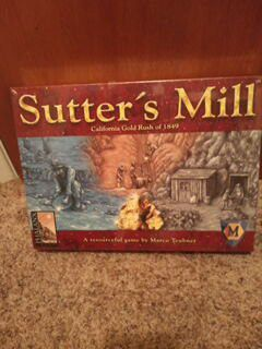 Brand New Sutter's Mill board game worth $70! for Sale in Lakewood, CO