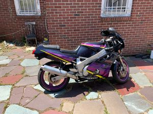 Motorcycle Yamaha genesis FZR for Sale in Queens, NY