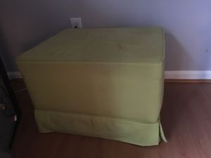 Gliding Ottoman for Sale in Nottingham, MD