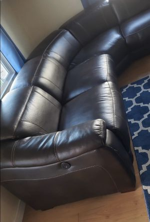 Sectional Couch Electric Recliner 😍 for Sale in Bonita, CA