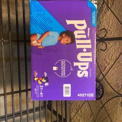 Huggies Pull Ups 3T-4T 84 Count $20 for Sale in Tustin,  CA