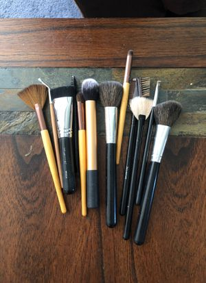 Makeup Brushes (From Morphe, Walmart, & Sephora) for Sale in Saratoga Springs, UT