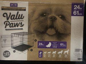 New- medium dog traing crate for Sale in Burbank, CA