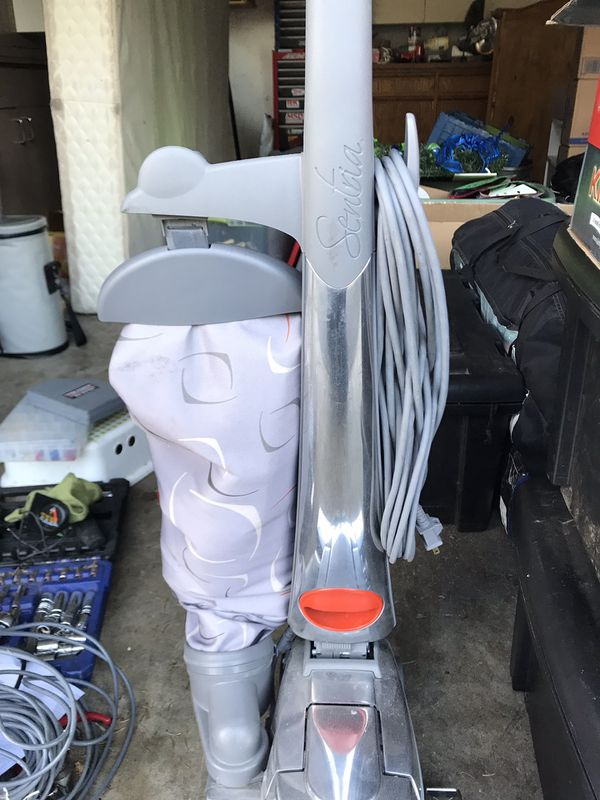 Kirby vacuum & shampoo kit