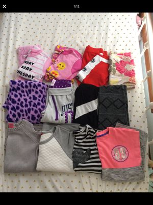 Size 7-8 and 10-12 girls clothing for Sale in Ithaca, NY