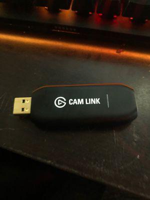 Elgato cam link 4K for Sale in Los Angeles, CA