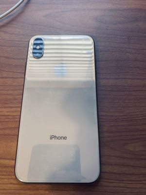 iPhone X for Sale in Irving, TX