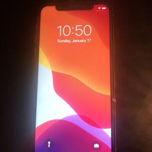 Good iPhone X 64g Unlocked for Sale in Falls Church, VA