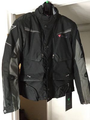Dainese 2 piece Gortex motorcycle jacket and pants for Sale in Ashburn, VA